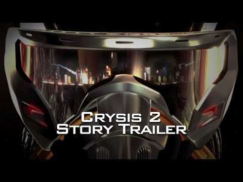 Crysis 2 Story Trailer