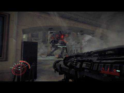 Crysis 2 Central Station Walkthrough HD