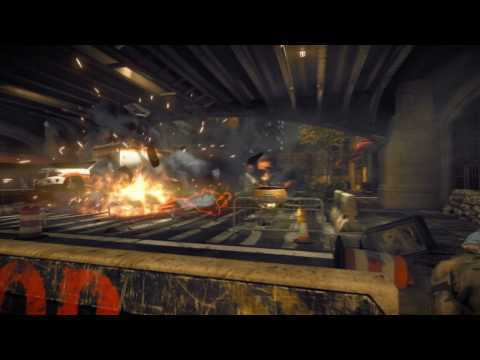 CRYSIS 2 Central Station Gameplay