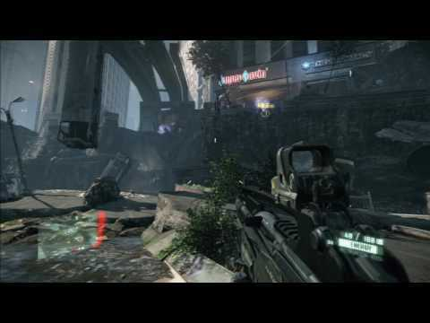 Crysis 2 Semper Fi Gameplay Trailer