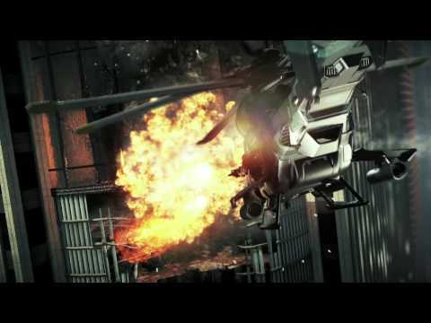 Crysis 2 Launch Trailer feat. B.o.B.