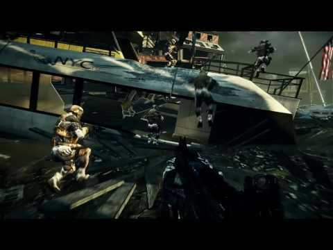 Crysis 2 Xbox 360 Multiplayer-Demo Trailer