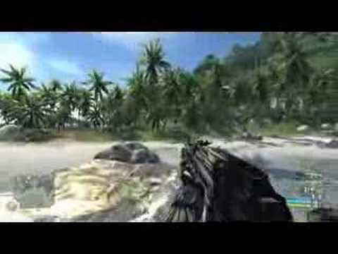 Crysis -- Coastal Carnage Gameplay Footage