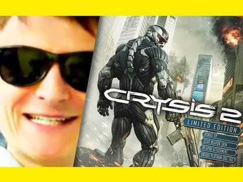 Bekomme Crysis 2 geschenkt (PlayStation 3)