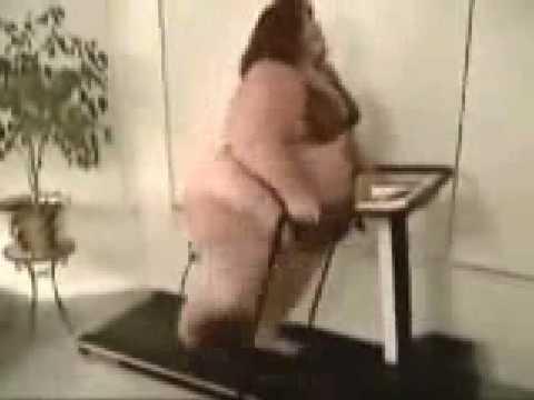 Жирная толстуха