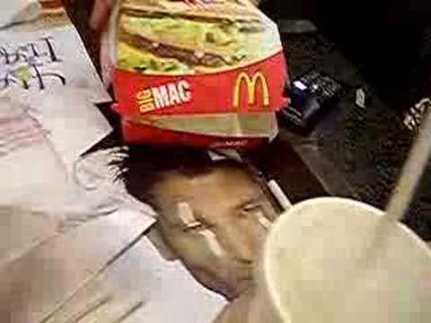 McDonalds- История про девочку-чукчу часть 2