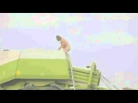 Губка Боб - Комбайнер!!!