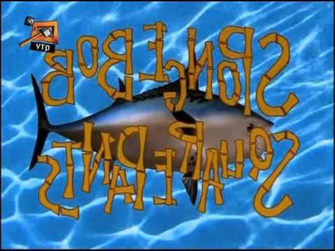 SpongeBob SquarePants / Губка Боб Квадратні Штани ukr. intro