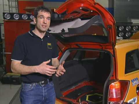 Crashtest: Explodieren Gas-Autos wirklich?