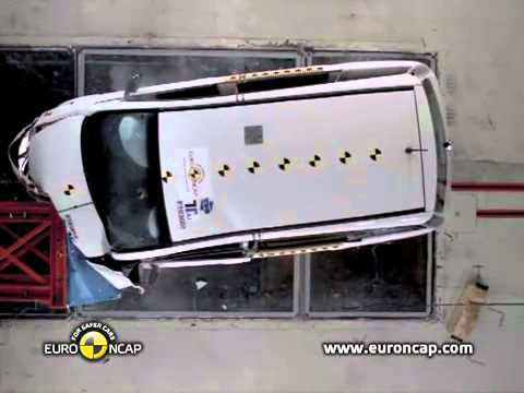 EuroNCAP-Crashtest Landwind CV9