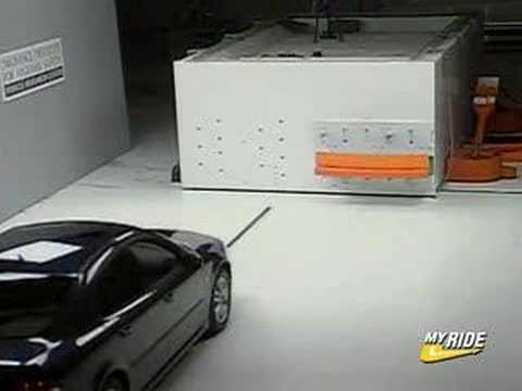 Crash Test: 2007 Saab 9-3