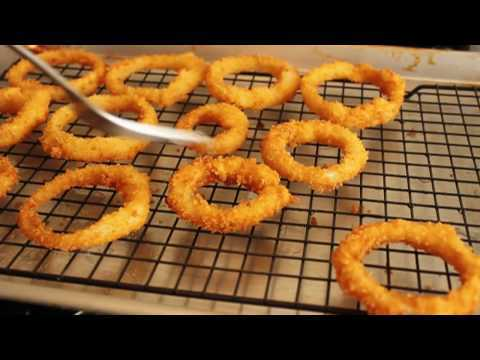 Crispy Onion Rings Recipe - How to Make Crispy Onion Rings