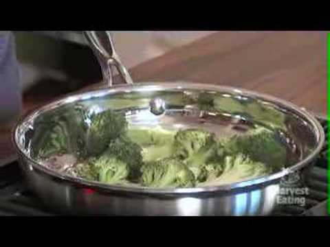 Garlic Broccoli Video Recipe