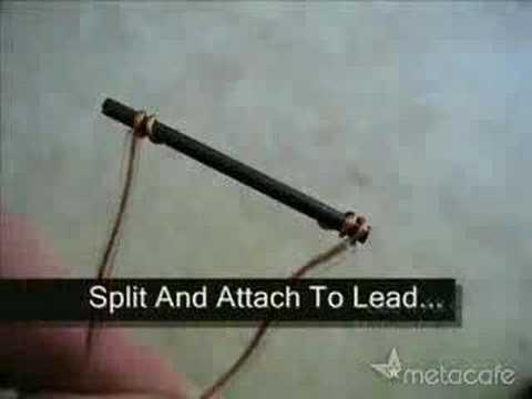 Как сделать подсветку из карандаша!