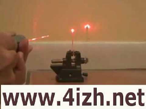 Как сделать лазер дома? Русская версия.