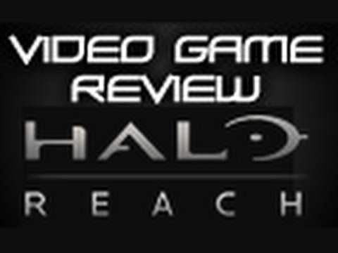 Halo Reach: Video Game Review w/ Rob Talbert (9.5/10) S02E55