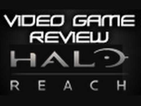 Halo Reach: Video Game Review w/ Rob Talbert (9.5/10) S02E55