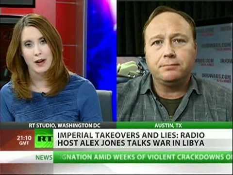Alex Jones: Al-Qaeda created by CIA