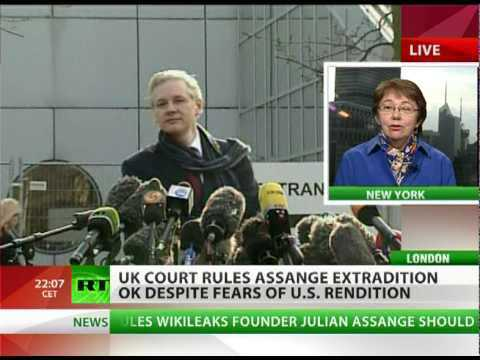 WikiLeaks Threat: Will US torture Assange?