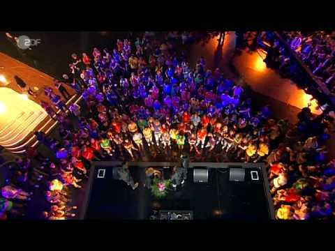 Black Eyed Peas bei Wetten Dass 07.11.