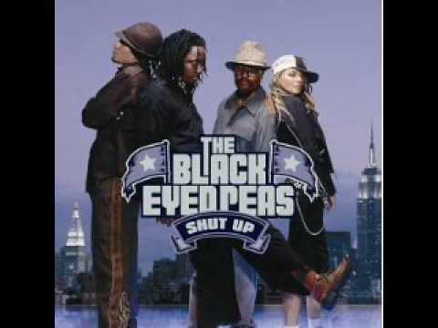 Black eyed peas - shut up (speed up)