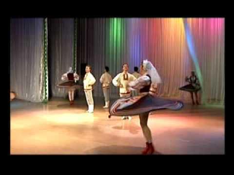 Белорусский танец Веселуха