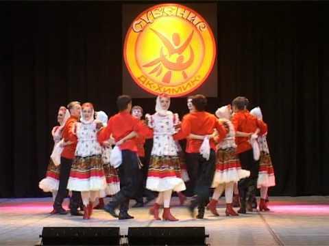 Топотуха-веселуха Russian dance Topotukha