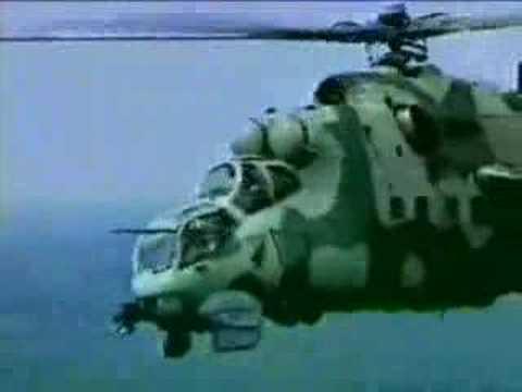 Udarnaya Sila - Mi-24, Mi-28, Mi-35 (ударная сила) 4/4 (RUS)