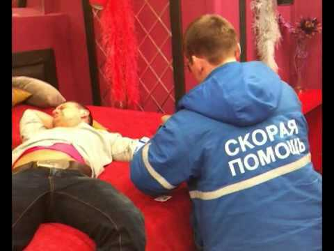 У Степана Менщикова случился гипертонический криз