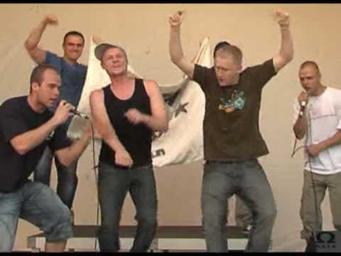 Русский рэп - Хата -Такси (Live on Stage) (Быстрый рэп)