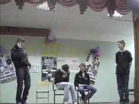 Школьный Камеди.Миниатюра Битва Экстрасенсов