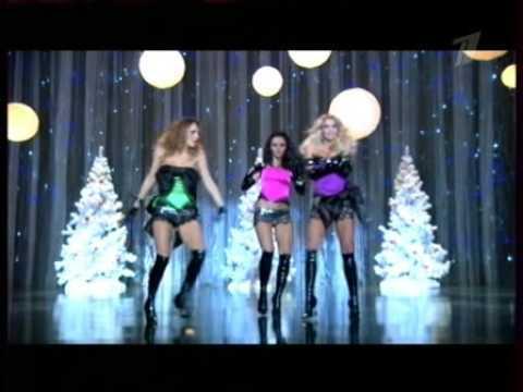 Новогодняя ночь 2009 на Первом Виа Гра Мечтай