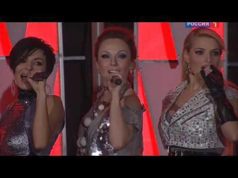 Виа Гра - Сумасшедший (TV Россия 2010, Песня года 2009)
