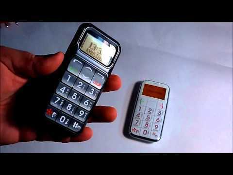 Беглый обзор телефона Just5 CP10