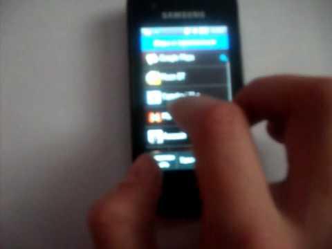 обзор сотового телефона samsung monte (s5620)