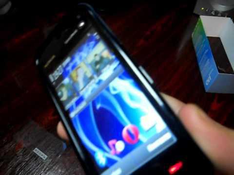 Nokia 5800 обзор телефона