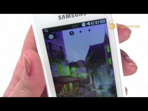 Samsung 525 Wave обзор