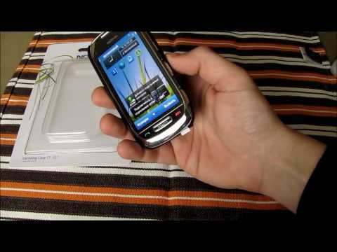 Чехол Nokia CP-507 для Nokia C7