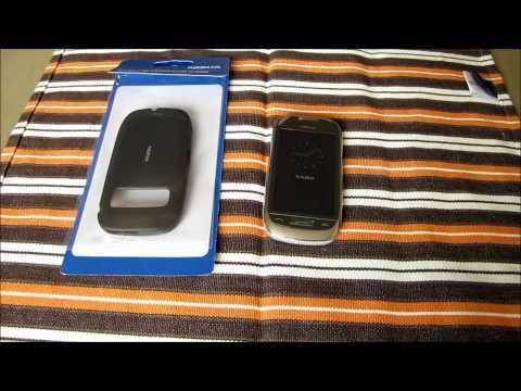 Силиконовый чехол Nokia CC-1009 для  Nokia C7