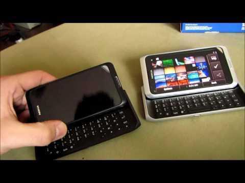 Nokia E7 в Москве