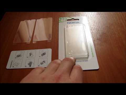 Nokia E7 screen protector CP-5000 [HD]