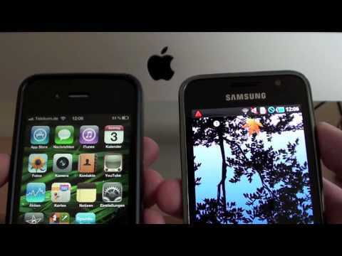 iPhone 4 vs Samsung Galaxy S Teil 4