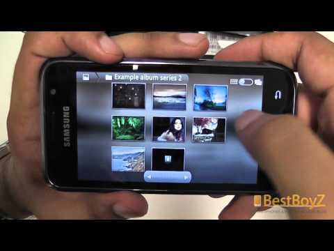 (HD) Review: Samsung GT-I9000 Galaxy S | BestBoyZ