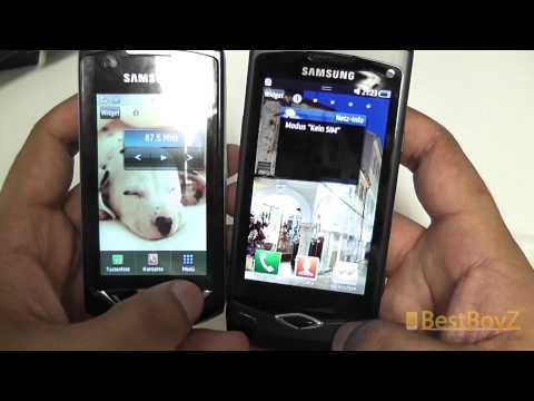 (HD) Review: Samsung GT-S5620 Monte | BestBoyZ