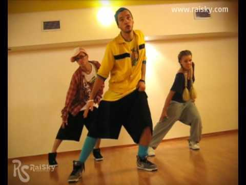 Онлайн урок New Style - школа танцев РайСкай - Алексей Simba