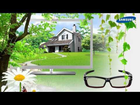 Видеорелиз: 3D LED телевизор Samsung серии 9000