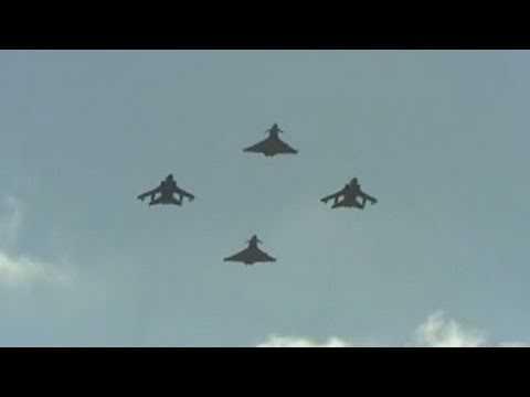 Королевские ВВС готовятся к свадьбе принца