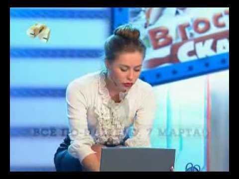 Шоу Уральские Пельмени - в приемной