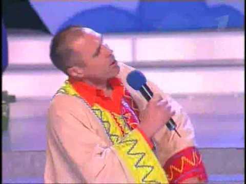 КВН 2007 День рождения игры - Уральские пельмени (1)