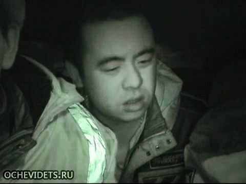 пьяный китаец за рулем. что может быть страшнее?